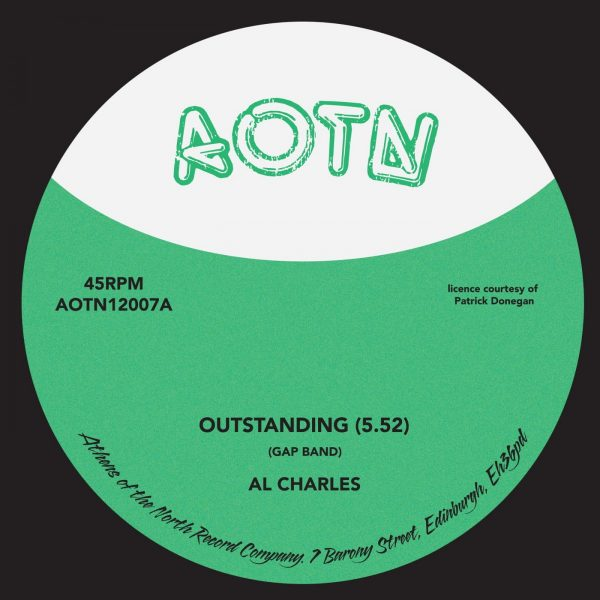 Outstanding - Al Charles
