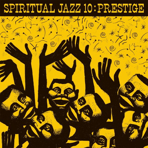 Spiritual Jazz 10 Prestige - Various Artists