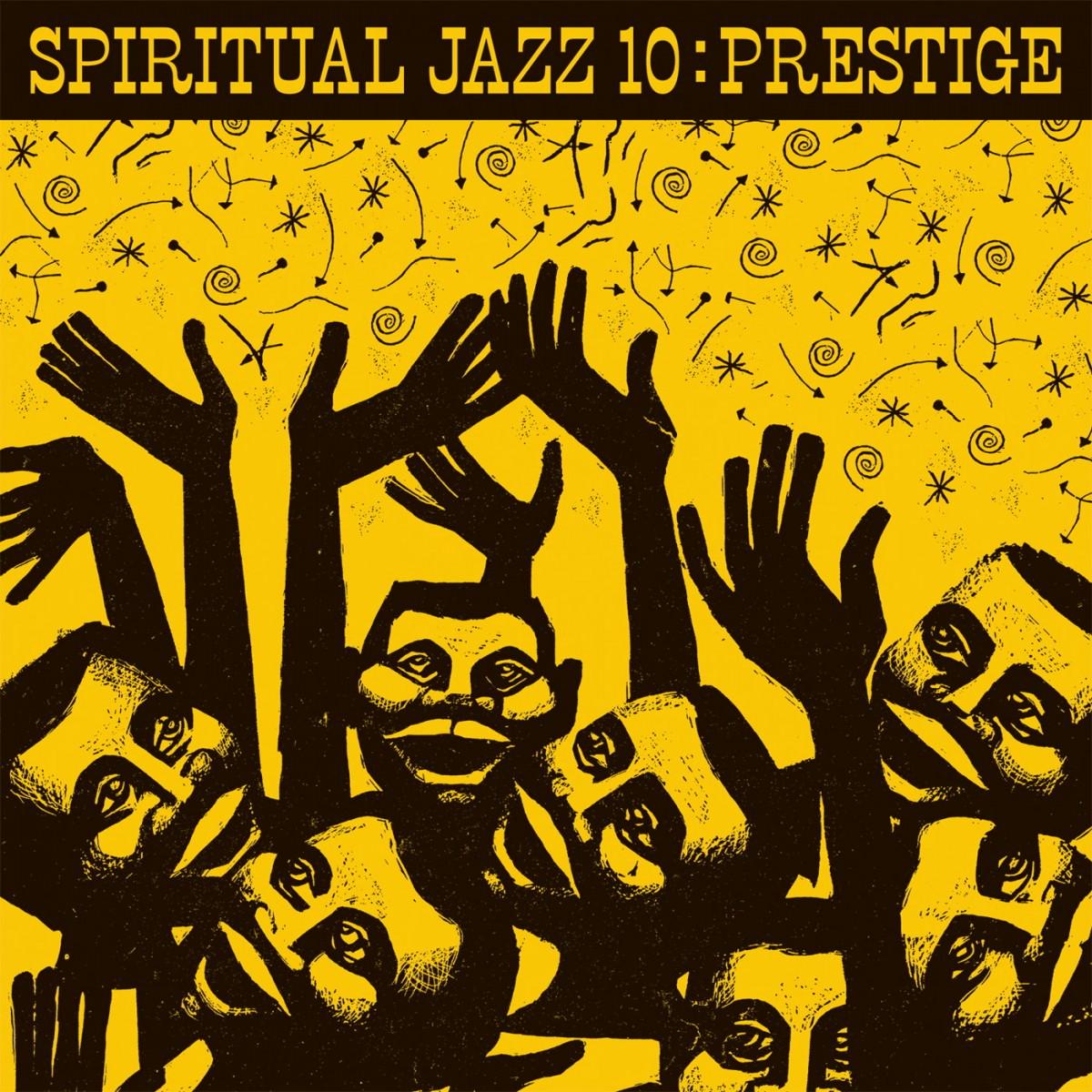 Spiritual Jazz 10 Prestige - Various Artists