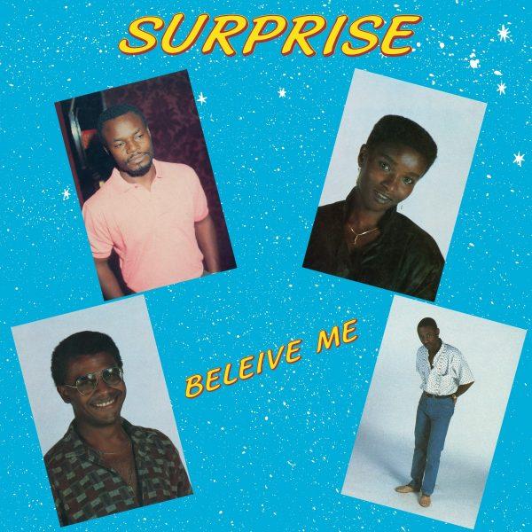 Surprise – Beleive Me