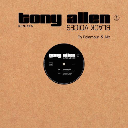 Tony Allen – Black Voices Remixes