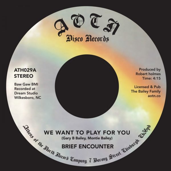 We Want To Play For You - Brief Encounter