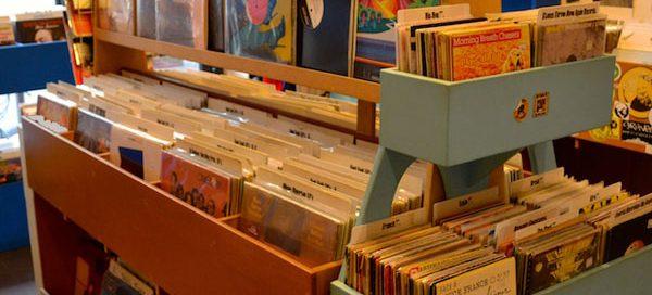 Betino's Record Shop Paris
