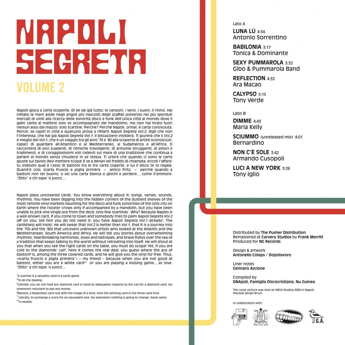 Napoli Segreta Volume 2
