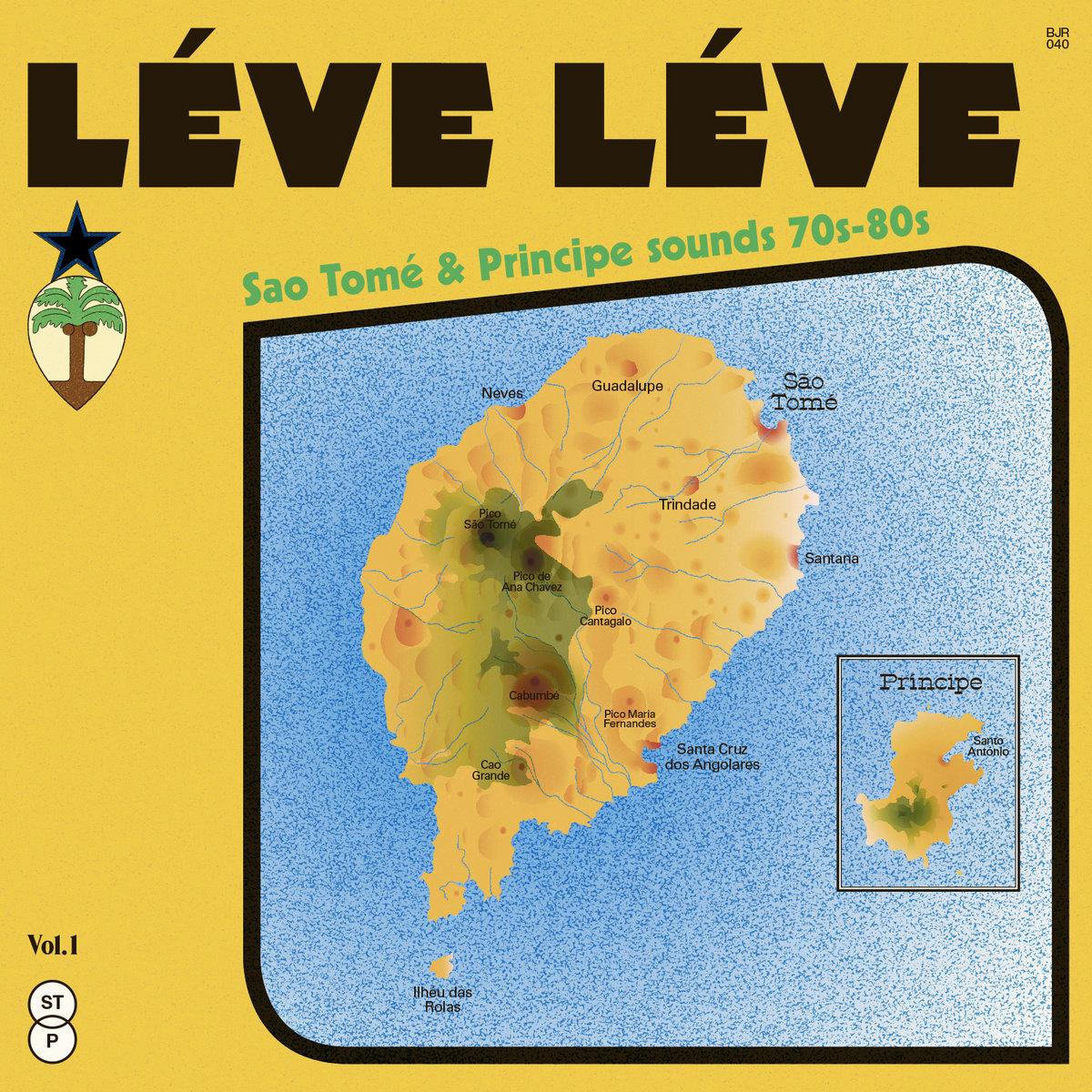LÉVE LÉVE Sao Tomé & Principe sounds 70s-80s