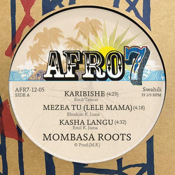 Mombasa Roots EP