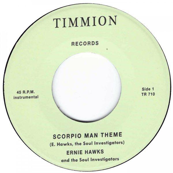 Scorpio Man Theme - Ernie Hawks The Soul Investigators
