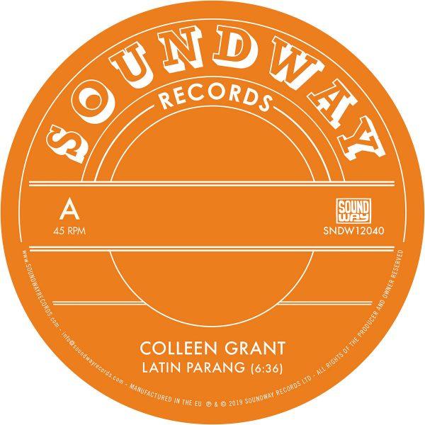 Colleen Grant / Sandra Hamilton – Latin Parang / Parang Jam