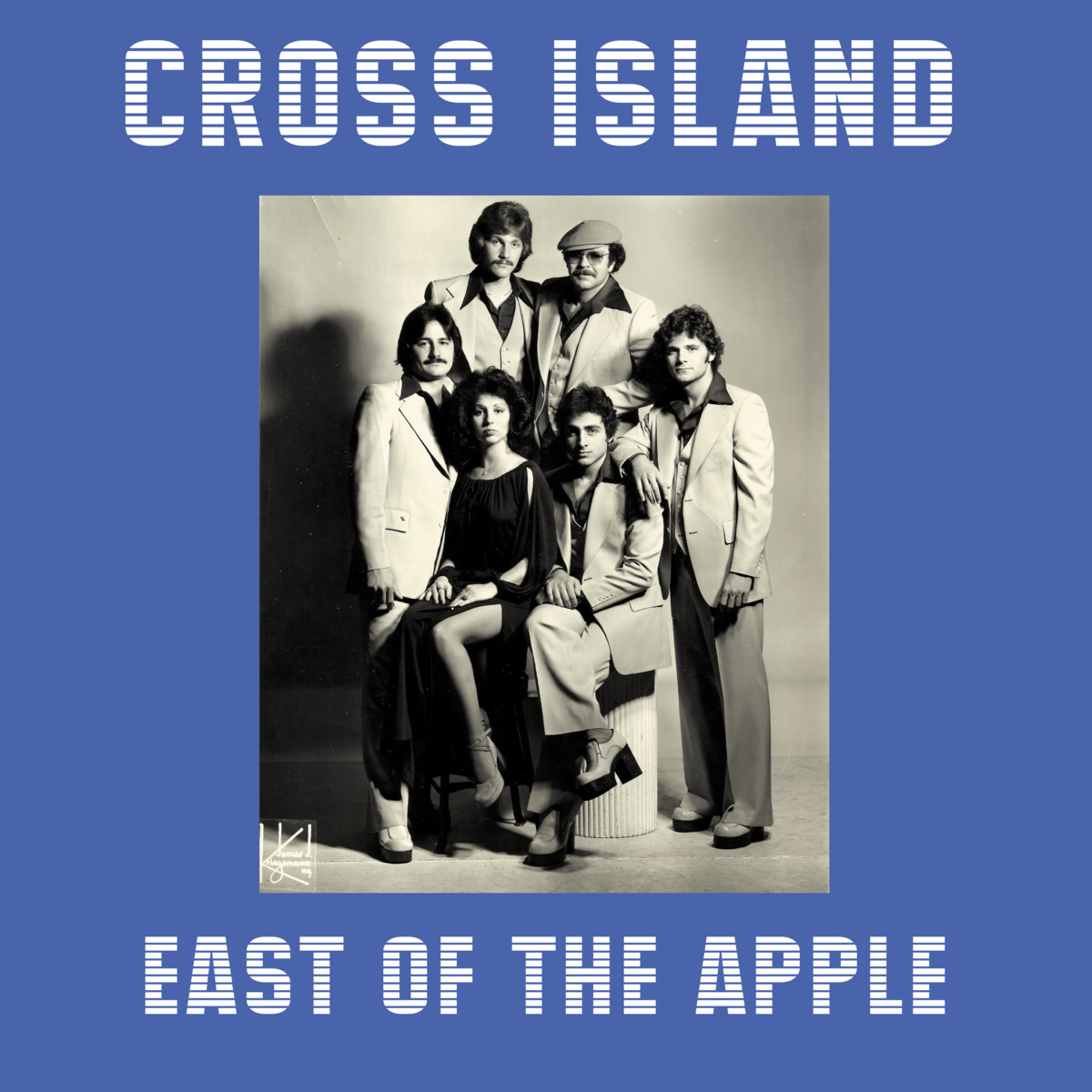 Cross Island ‎– East Of The Apple