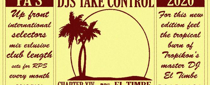 Djs Take Control - CHAPTER XIV: EL TIMBE