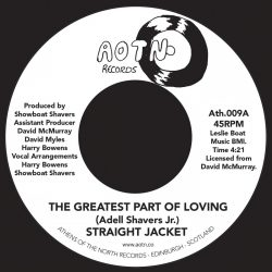 Greatest Part of Loving You - Straight Jacket