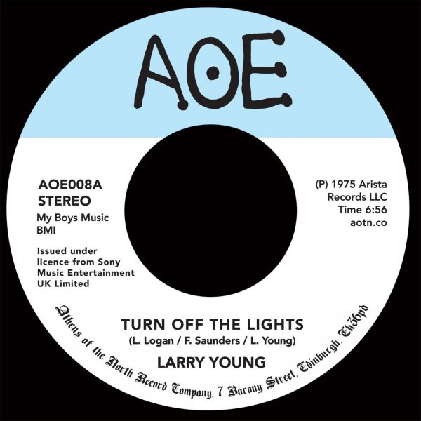 Turn Off The Lights - Larry Young