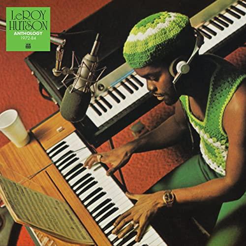 Leroy Hutson – Anthology 1972-84