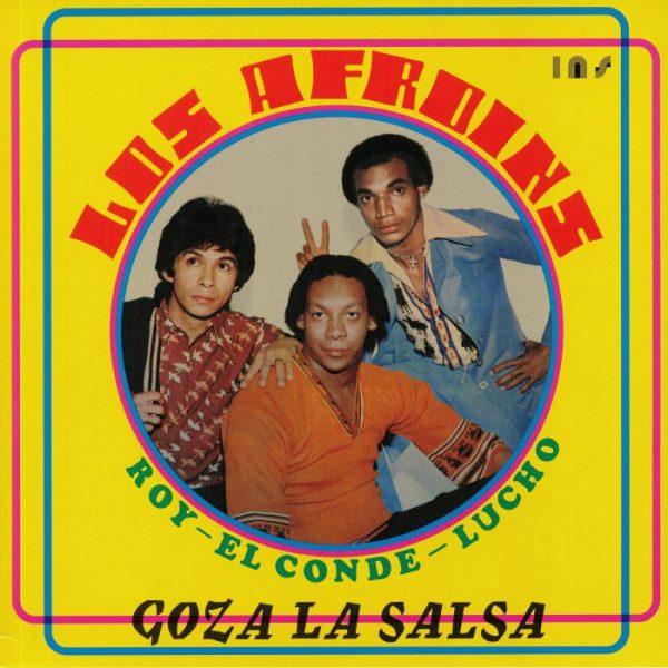 Los Afroins – Goza La Salsa
