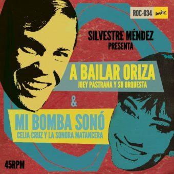Silvestre Mendez presenta - Celia Cruz con la Sonora Matancera Joey Pastrana y su Orquesta