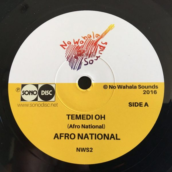 Temedi OhDen Kick - Afro National