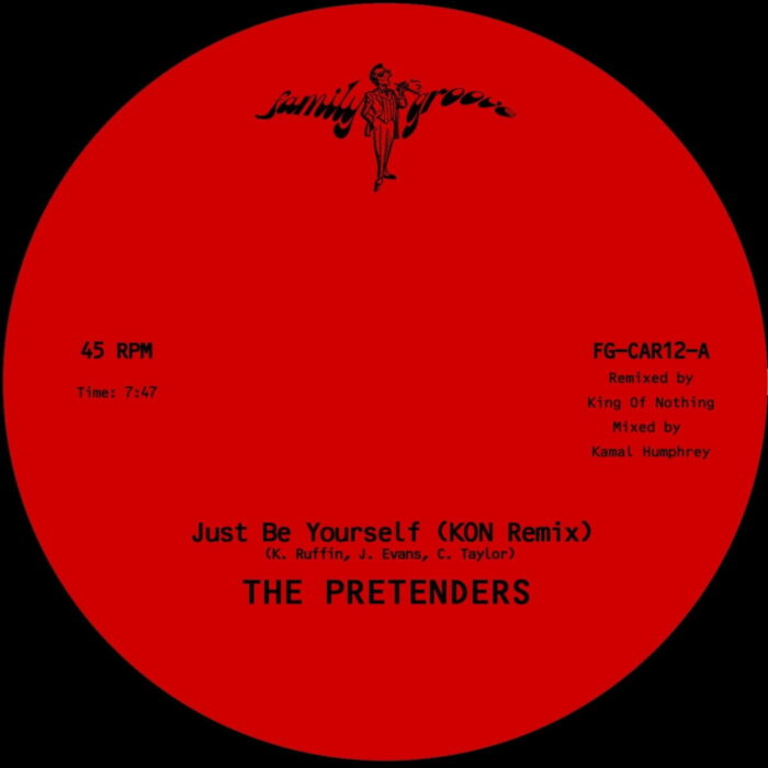 Just-Be-Yourself-Kon-Remix-Extended-Mix-feat-DJ-Kon-The-Pretenders