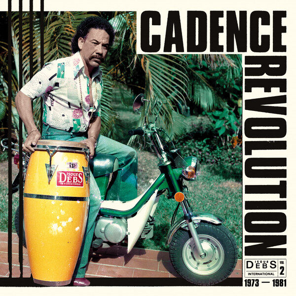 Disques Debs International Vol 2 Cadence Revolution