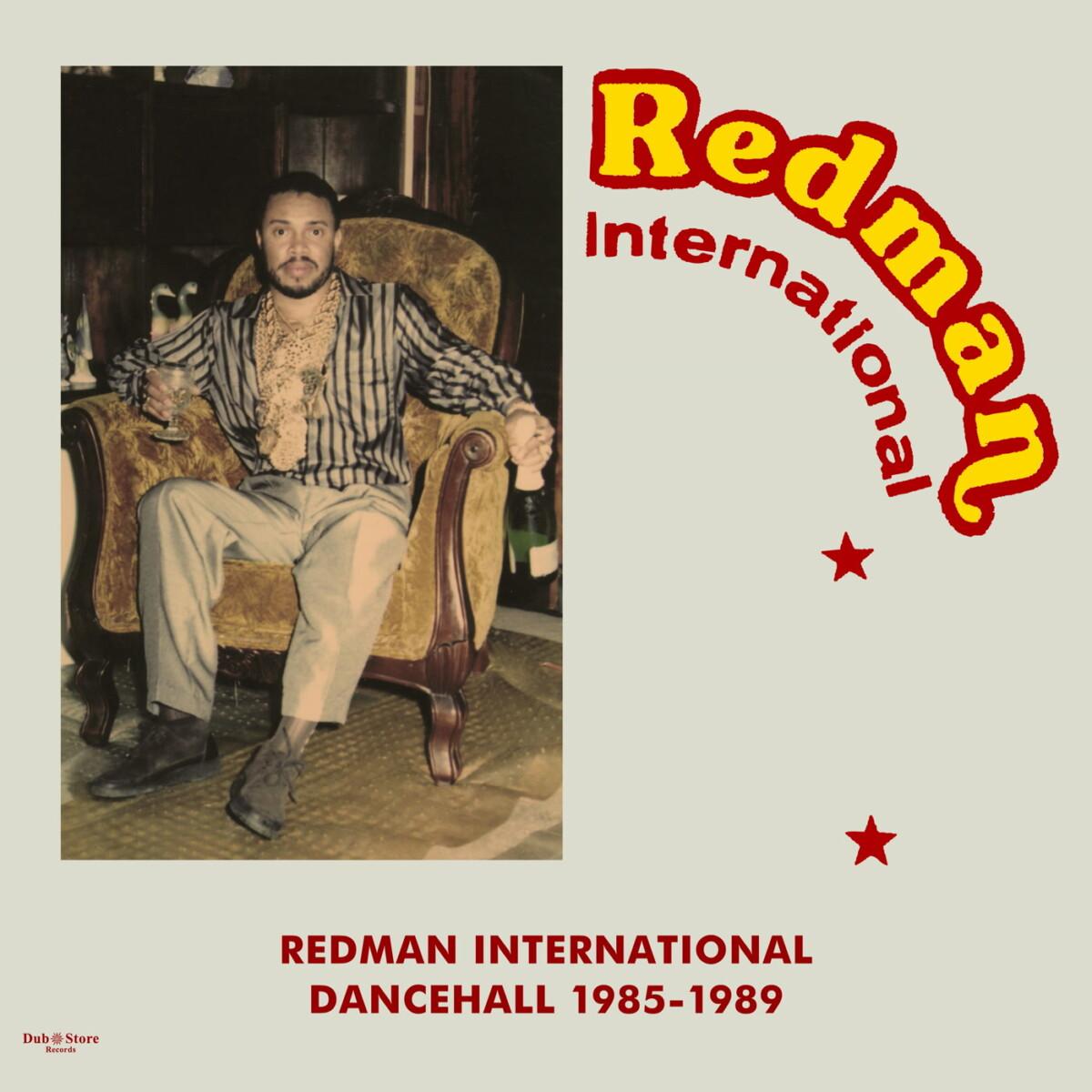 Redman-International-Dancehall-1985-1989