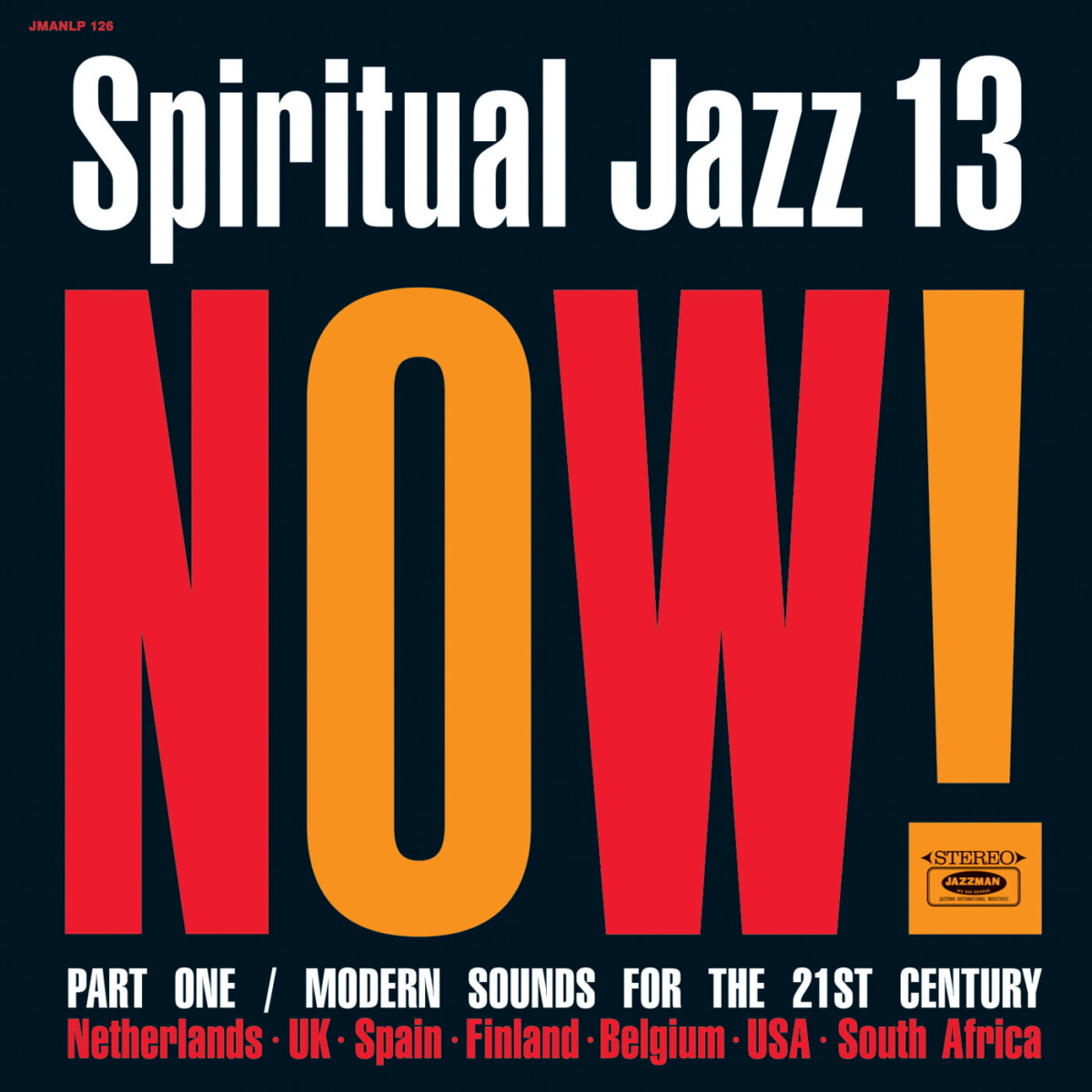 Spiritual Jazz 13 Now Pt 1 - Various Artists.jpg