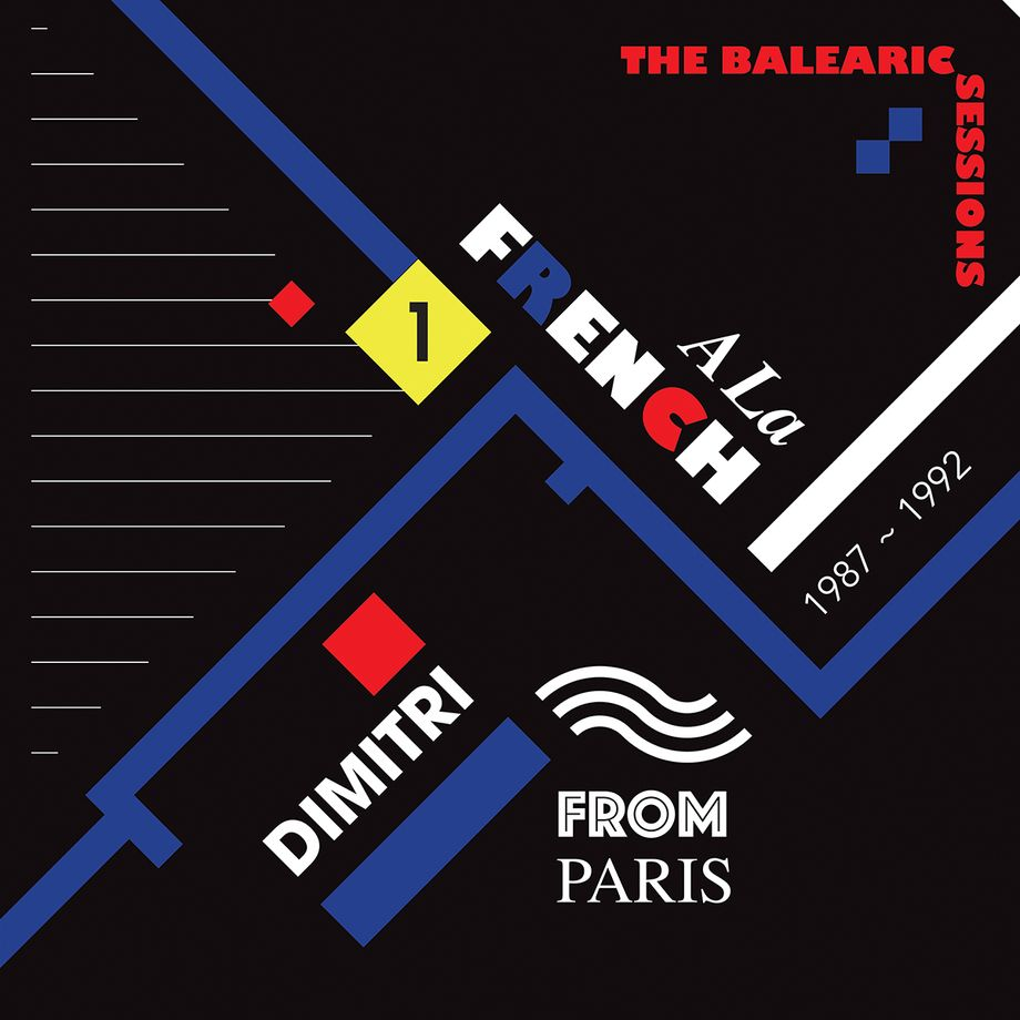 Dimitri From Paris Various A La French (1987-1992) The Balearic Sessions Vol. 1