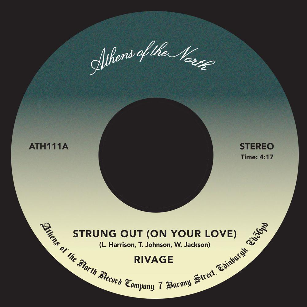 Rivage-Strung-Out-On-Your-Love